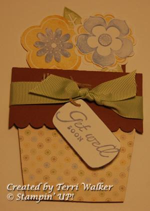 Flowerpotcard