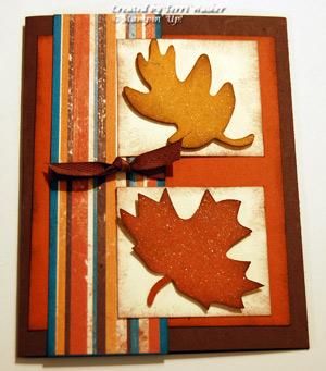 Autumn Meadows Card