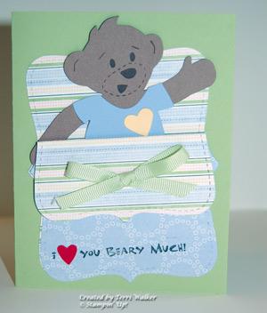 Build a Bear Card