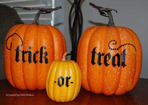 SpookyThingsPumpkins