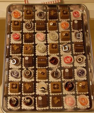 Chocolatetray