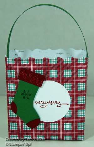 FancyFavorChristmasGiftBag