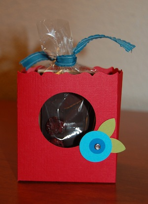 Fancy Favor Box