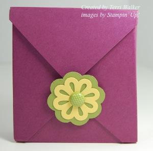 Bright Blossoms Box Back