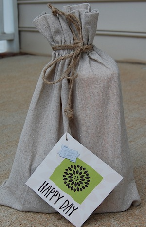 Pillow Gift bag