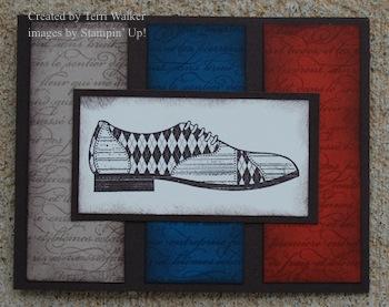 Dapper Dad shoe