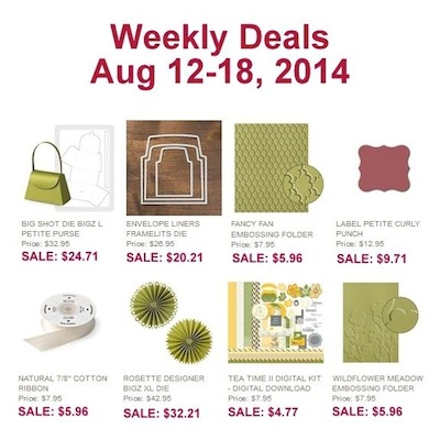 Weekly Deals Aug 12