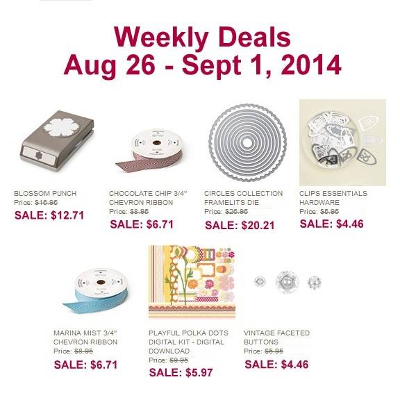 Weekly Deals Aug 26
