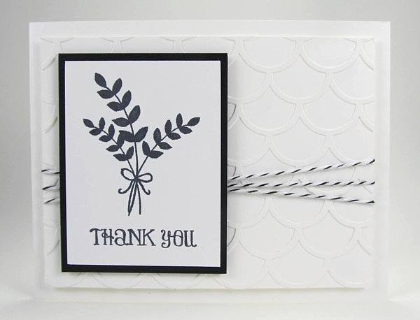 For All Things thank you