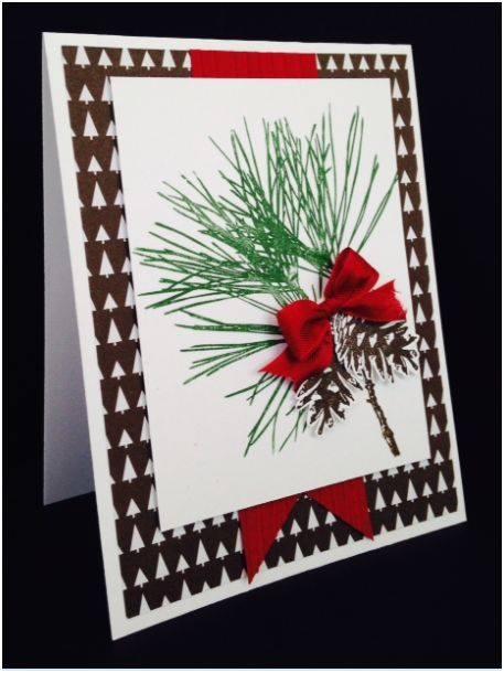 Ornamental Pine project sheet
