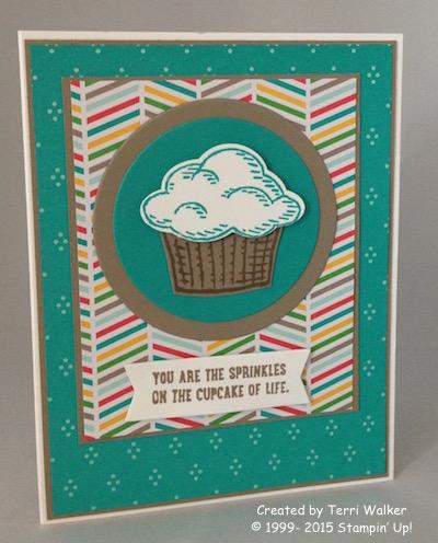 Sprinkles card