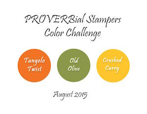 Color Challenge August 2015
