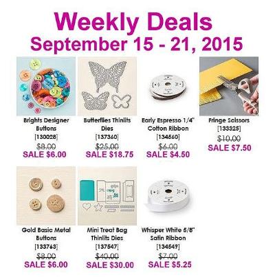 Weekly Deals Sept 15