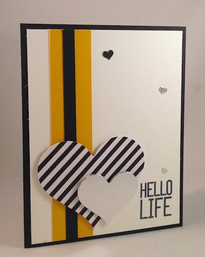 Hello Life card 2
