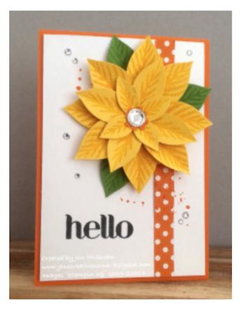 Jan's card