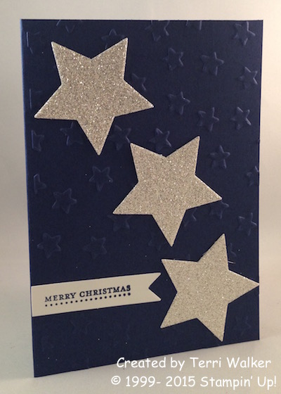 Stars Christmas 1