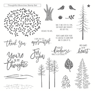 Thoughful Branches set