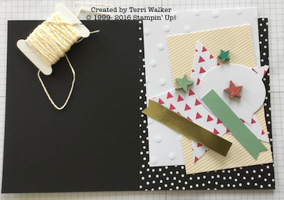Card two pieces