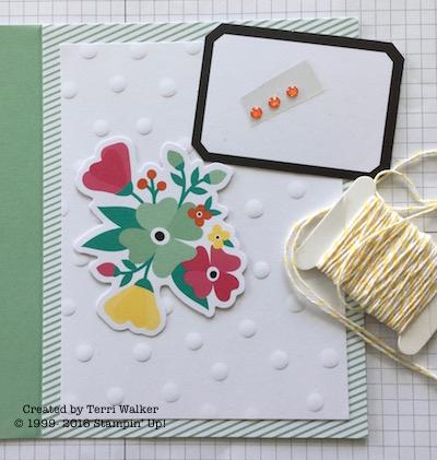 Card three pieces