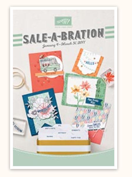 Sale-a-bration 2017