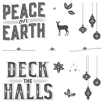 Carols of Christmas set