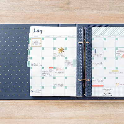 Love Today Planner Kit 4