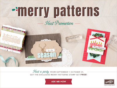 Merry Patterns promo