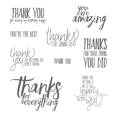 All Things Thanks