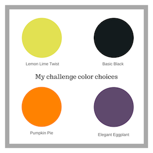 My color choices