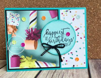Picture Perfect Birthday project