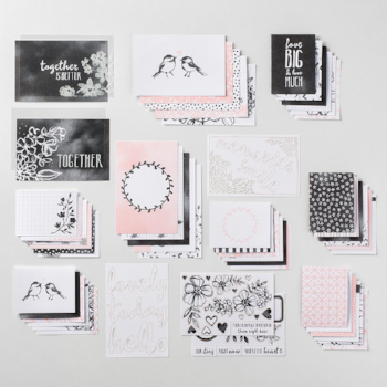 Petal Passion card pack
