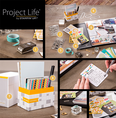 Project Life photos