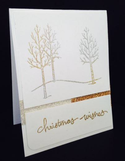 Two Tone card (Lee)