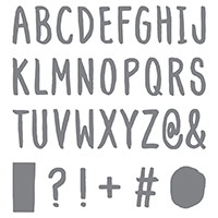 Layered Letters
