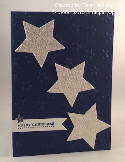 Stars Christmas 2
