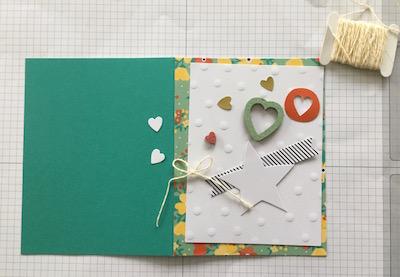 Card Kit card 1 pieces