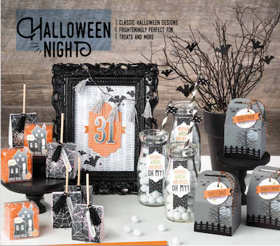 Halloween Night product suite