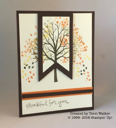 Sheltering Tree banners