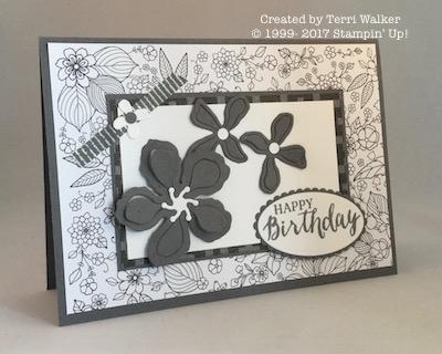 Botanical Builders birthday