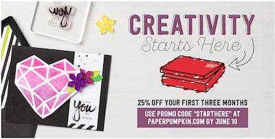 Paper Pumpkin creativity promotion