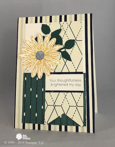 Daisy Delight card map