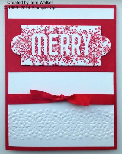 Seasonally Scattered Merry