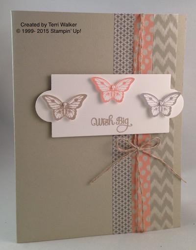 Papillon Potpourri Washi