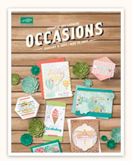 Occasions Catalog 2017