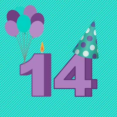 14th year