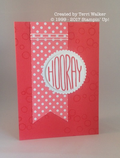 Confetti Celebration birthday card