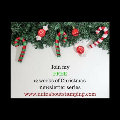 12 weeks of Christmas newsletters