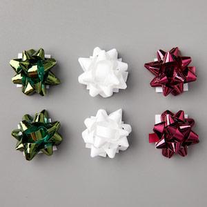 Season of Glitz bows