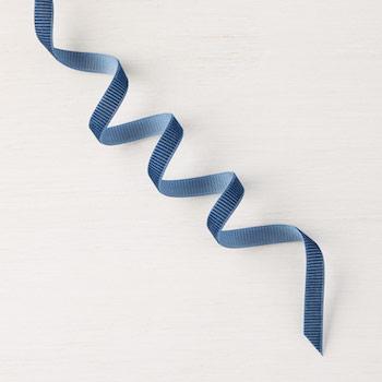 Night of Navy Corduory ribbon