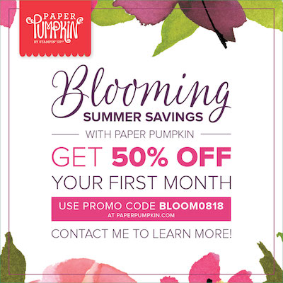 Bloomin summer savings promo
